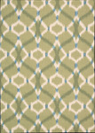 Nourison Waverly Sun N' Shade SND05 AVOCA Avoacdo Area Rug