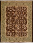 Allara Signet IG-1002 Brown/Blue Closeout Area Rug