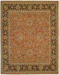 Kalaty Sierra SP-245 Rust/Brown Closeout Area Rug