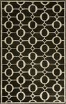 Trans-Ocean Liora Manne Spello 2117/48 Arabesque Midnight Closeout Area Rug