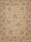 Nourison Somerset ST05 GLD Gold Closeout Area Rug