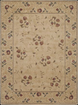 Nourison Somerset ST05 IV Ivory Closeout Area Rug