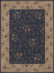 Nourison Somerset ST05 NAV Navy Closeout Area Rug
