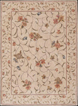 Nourison Somerset ST09 IV Ivory Closeout Area Rug