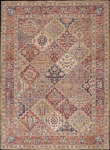 Nourison Somerset ST12 MTC Multi Closeout Area Rug