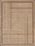 Nourison Somerset ST17 GLD Gold Closeout Area Rug