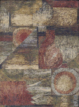 Nourison Somerset ST20 MTC Multi Closeout Area Rug