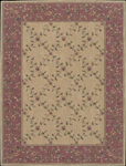 Nourison Somerset ST53 GLD Gold Closeout Area Rug