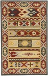 Surya Dick Idol Sante Fe STF-4000 Navy/Light Grey Closeout Area Rug - Fall 2011