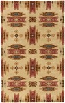 Surya Dick Idol Sante Fe STF-4004 Beige/Golden Brown Closeout Area Rug - Spring 2012