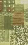 Surya Stella Smith STSII-9064 Lime Closeout Area Rug - Fall 2009
