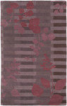 Surya Stella Smith STSII-9069 Grape Closeout Area Rug - Fall 2009
