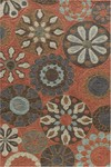 Momeni Summit SUM-3 Terracotta Closeout Area Rug