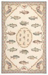 Marcella Savoy SVY427A Fish Beige Closeout Area Rug