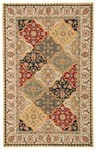 Marcella Savoy SVY460A Bakhtiar Panel Multi Closeout Area Rug