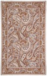 Marcella Savoy SVY500F Paisley Medium Brown Closeout Area Rug