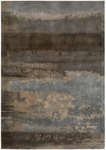 Calvin Klein Home Luster Wash SW12 SLT Chrome Wash Area Rug