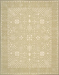 Nourison Symphony SYM09 GDOAK Gold Closeout Area Rug