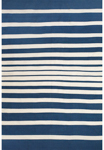 Feizy Sargasso 0632F Cobalt/White Closeout Area Rug