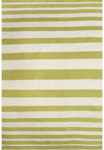 Feizy Sargasso 0633F Green/White Closeout Area Rug
