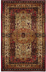 Karastan Antiquity ZS002 A400 Shiraz Red Area Rug