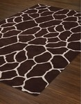 Dalyn Studio Si4 Chocolate Closeout Area Rug