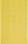 Feizy Soma 8344F Yellow Closeout Area Rug