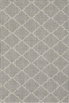 TANTR 51071 Tangier Trellis Nickel/Ivory - Wilton Essence Collection - Nourison offers an extraordinary selection of premium broadloom, roll runners, and custom rugs.