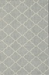TANTR 51091 Tangier Trellis Ice/Ivory - Wilton Essence Collection - Nourison offers an extraordinary selection of premium broadloom, roll runners, and custom rugs.