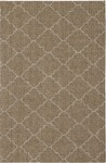 TANTR 51129 Tangier Trellis Cocoa/Ice - Wilton Essence Collection - Nourison offers an extraordinary selection of premium broadloom, roll runners, and custom rugs.