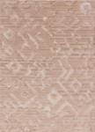 Jaipur Traditions Made Modern Hand Knotted TMH02 Dragon Fly Oxford Tan & Seneca Rock Closeout Area Rug