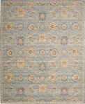 Nourison Timeless TML19 LTB Light Blue Area Rug