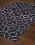 Dalyn Tempo TP117 Plum Closeout Area Rug