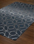 Dalyn Tempo TP117 Teal Closeout Area Rug