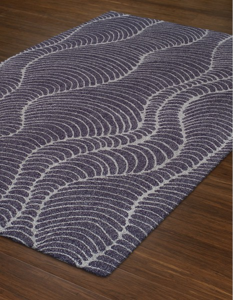 Dalyn Tempo Tp523 Plum Closeout Area Rug Spring 2017