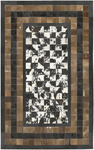 Surya Trail TRL-1073 White Closeout Area Rug - Fall 2009