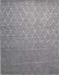 Nourison Twilight TWI15 GRY Grey Area Rug