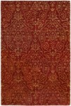 Allara Temples MP-1005 Red Closeout Area Rug