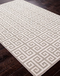 Jaipur Urban Bungalow UB09 Melina Turtle Dove & Seneca Rock Closeout Area Rug