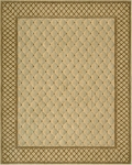 Nourison Vallencierre VA26 LTG Light Green Area Rug
