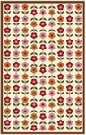 Marcella Vera Bradley Indoor/Outdoor VBO022A Folkloric Closeout Area Rug