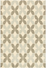 Loloi Venice Beach VB-04 Ivory / Smoke Closeout Area Rug