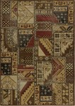 Momeni Vintage VIN-08 Tribal Gold Closeout Area Rug