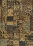 Momeni Vintage VIN-11 Light Blue Closeout Area Rug