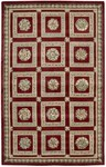 Nourison Versailles Palace VP09 RED Red Closeout Area Rug