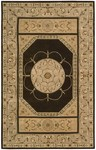 Nourison Versailles Palace VP12 BRN Brown Closeout Area Rug