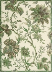 Nourison Waverly Artisanal Delight WAD06 LEAF Leaf Closeout Area Rug