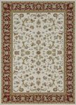 Loloi Welbourne WL-03 Ivory/Red Closeout Area Rug