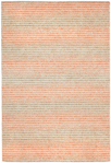Trans-Ocean Wooster 6850/17 Stripes Orange Closeout Area Rug