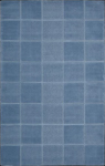Nourison Westport WP31 BL Blue Area Rug